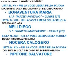 Candidati CSPI